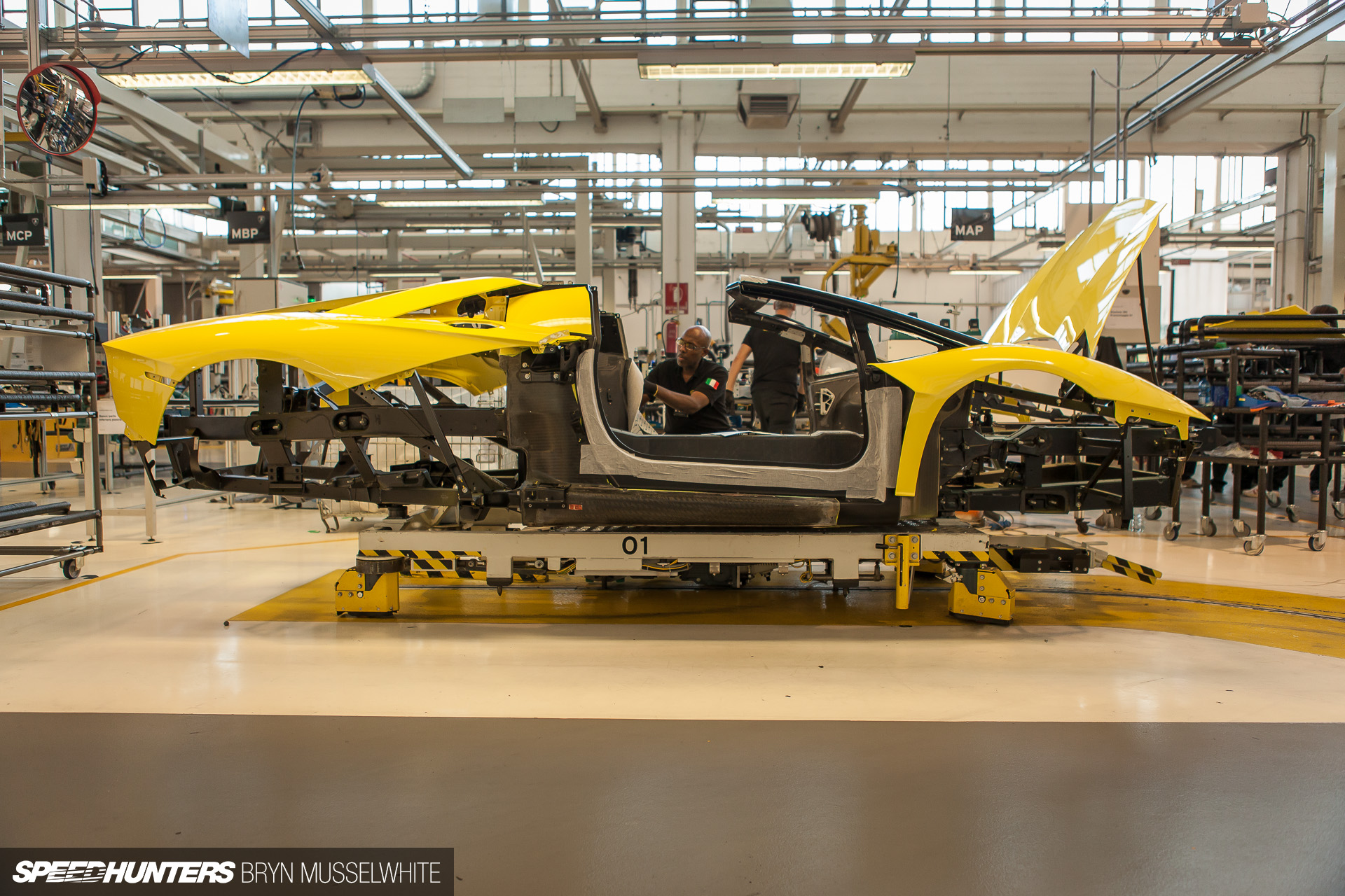 This Is Where New Lamborghinis Are Born Speedhunters