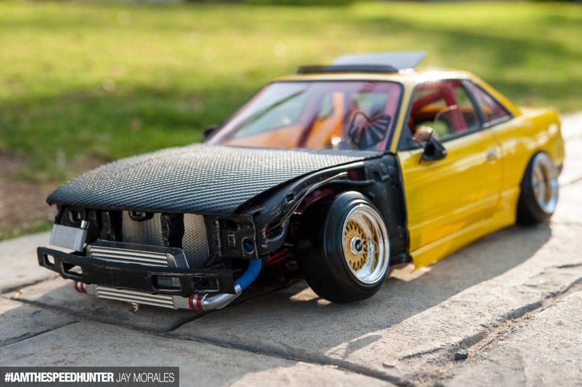 Drifting Cars: #IAMTHESPEEDHUNTER: Meet The Sandbox RC Drifter