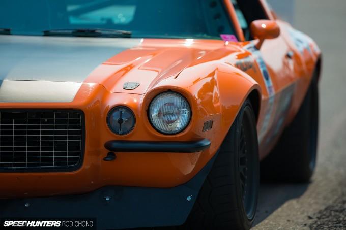 The Raging Heavyweight: A Pro-Touring Camaro - Speedhunters