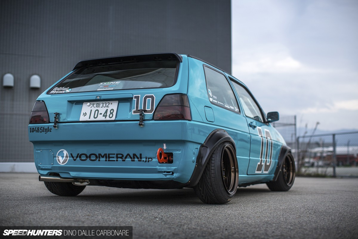 A Golf Cup Car For The Street Speedhunters