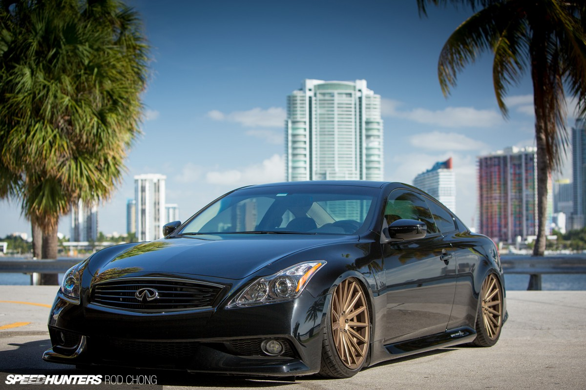 A Blown Aired Out Infiniti G37 The Perfect Japanese Luxury Gt