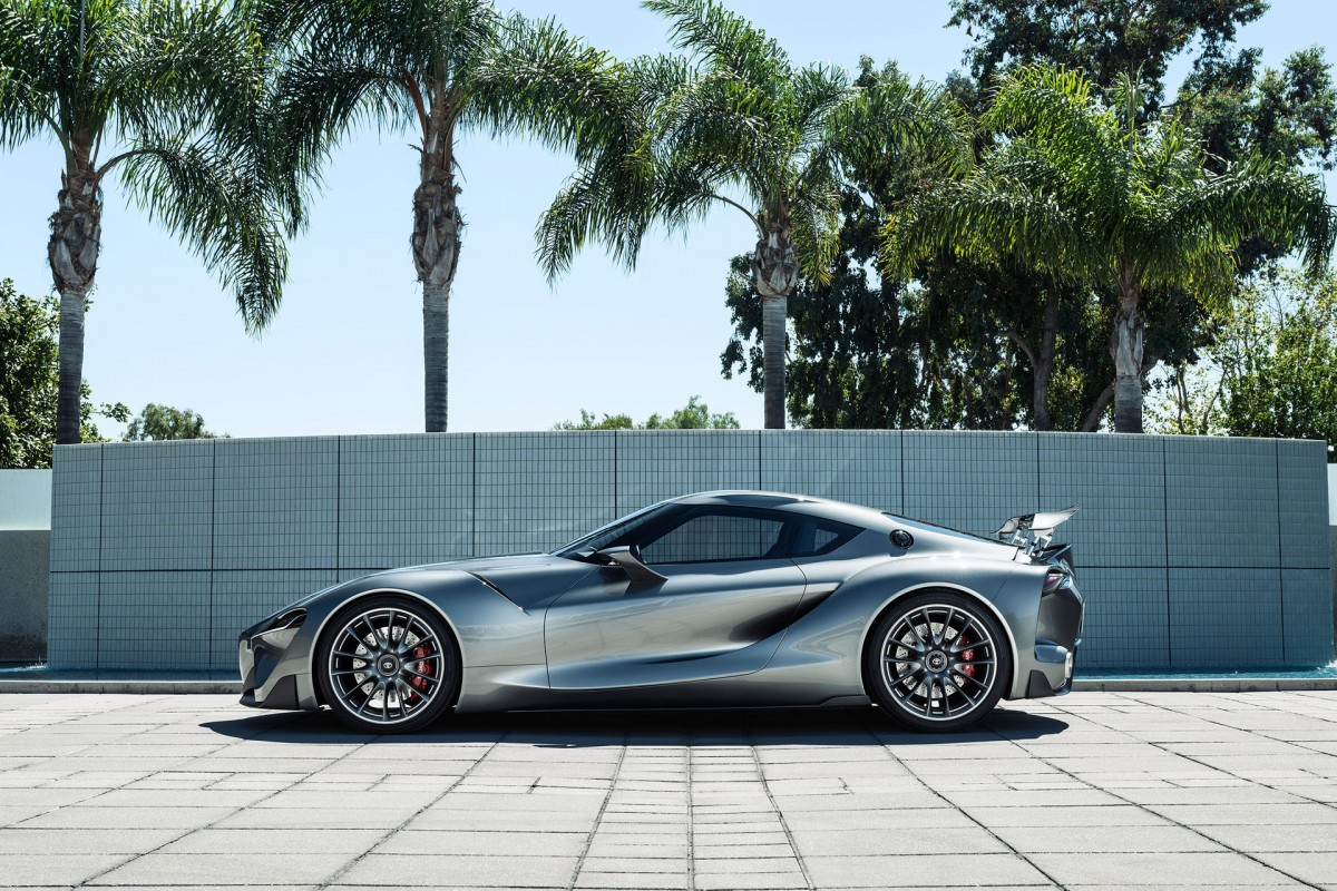 Toyota Ft 1 >> The Ft 1 Returns Speedhunters
