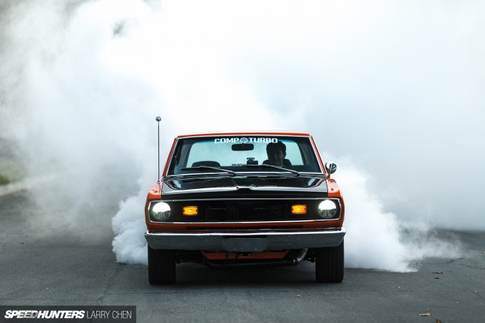Feathers Ruffled: The 2JZ Mopar - Speedhunters