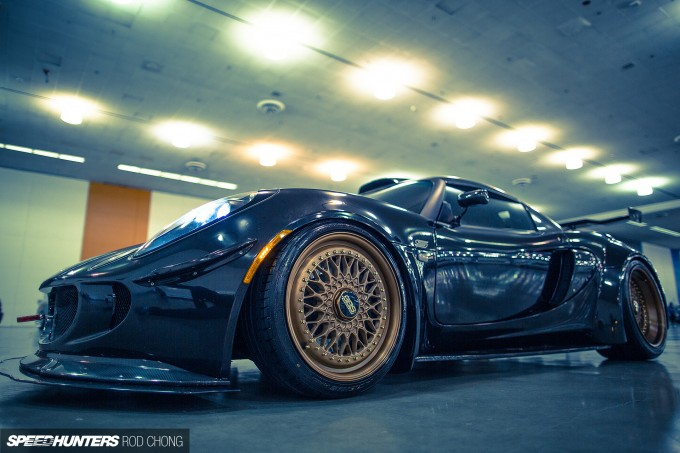 Wider Than You A Fatty Lotus Exige Speedhunters