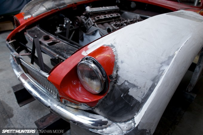 I'm Sorry, You're Going To Do What With This MGB