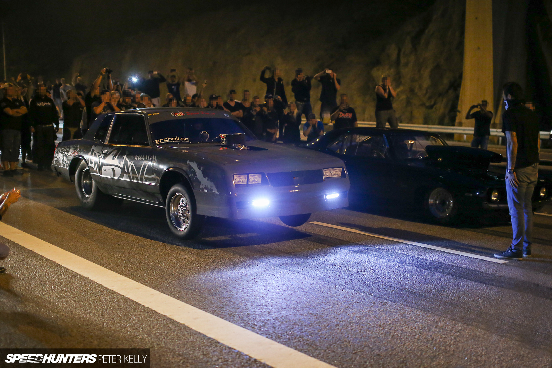 Street Car Racing: Street Racing In Stockholm: Welcome To The Underground