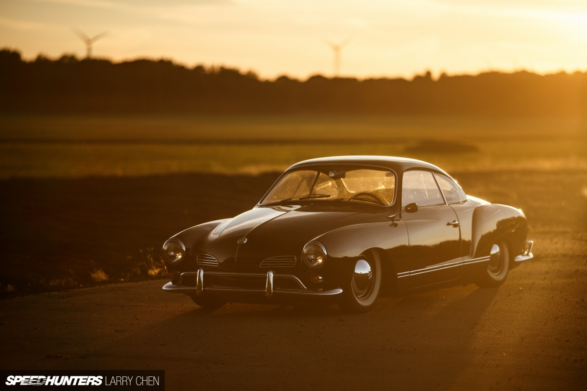 Dropping Down A Ghia - Speedhunters