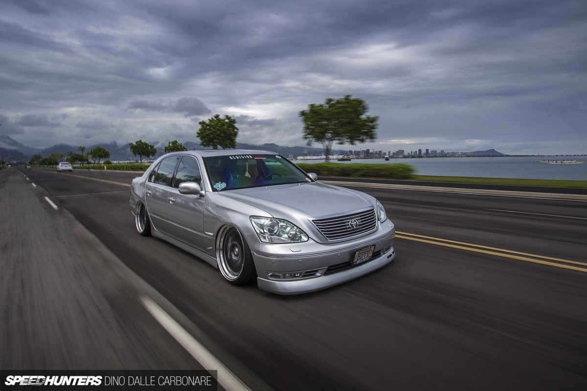 JDM Obsessive: The Revision Audio LS430
