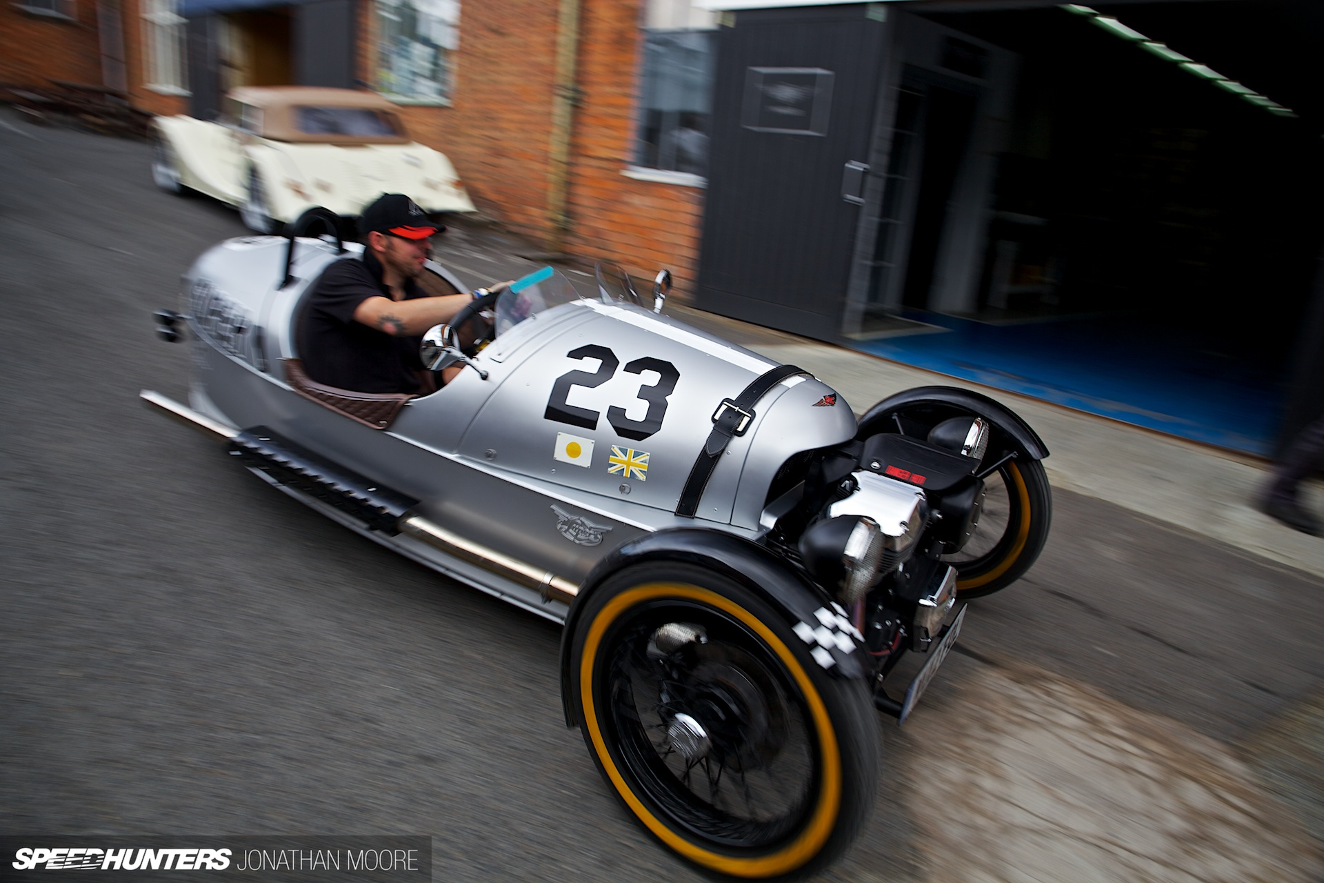 Making A Morgan: If You Could, You Wood Too - Speedhunters