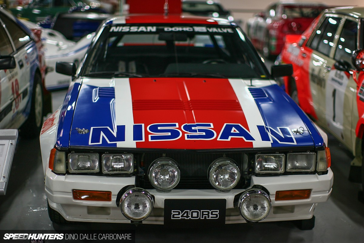 nissan dna garage the racing icons speedhunters. Black Bedroom Furniture Sets. Home Design Ideas