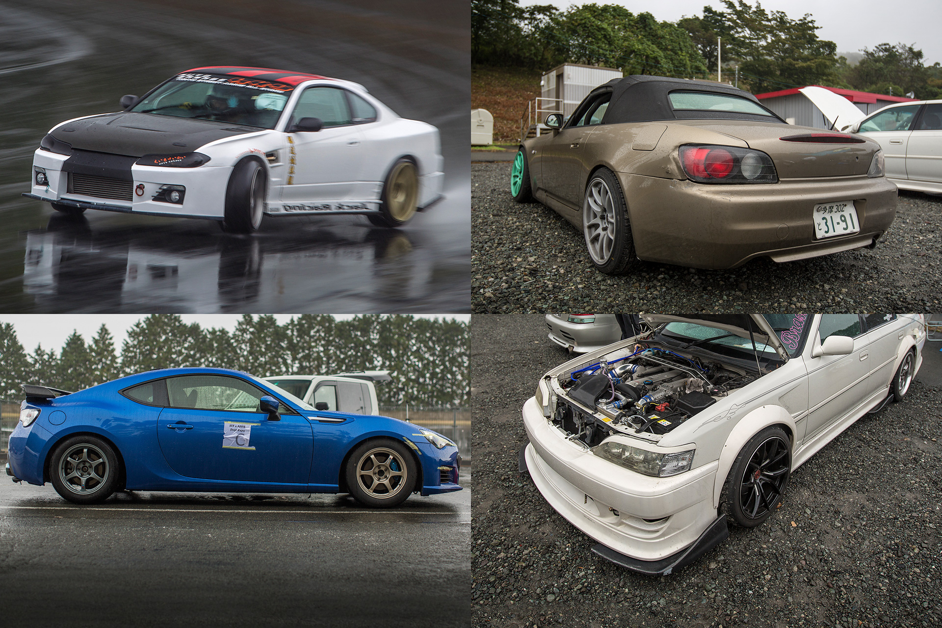 Temple Of Vtec >> Cars Of Japan's Grassroots Drift Scene - Speedhunters