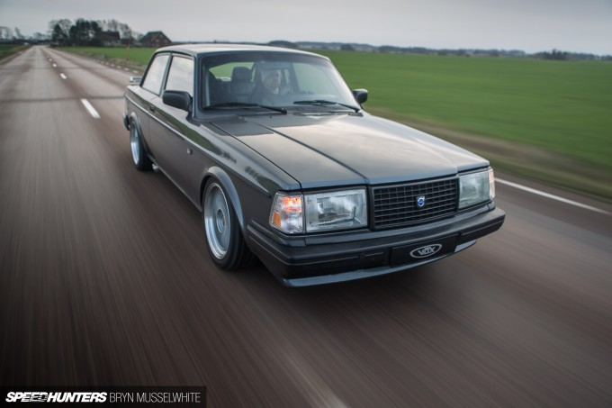 Turbo Bricking It: Riding In A 740hp Volvo - Speedhunters