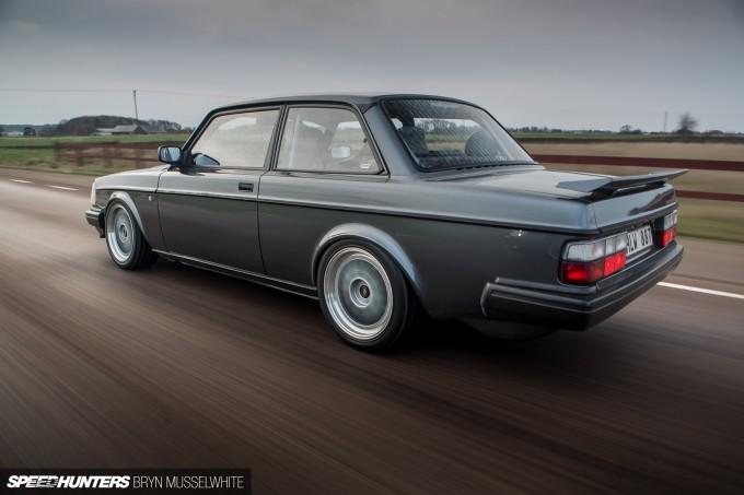 Turbo Bricking It: Riding In A 740hp Volvo - Speedhunters