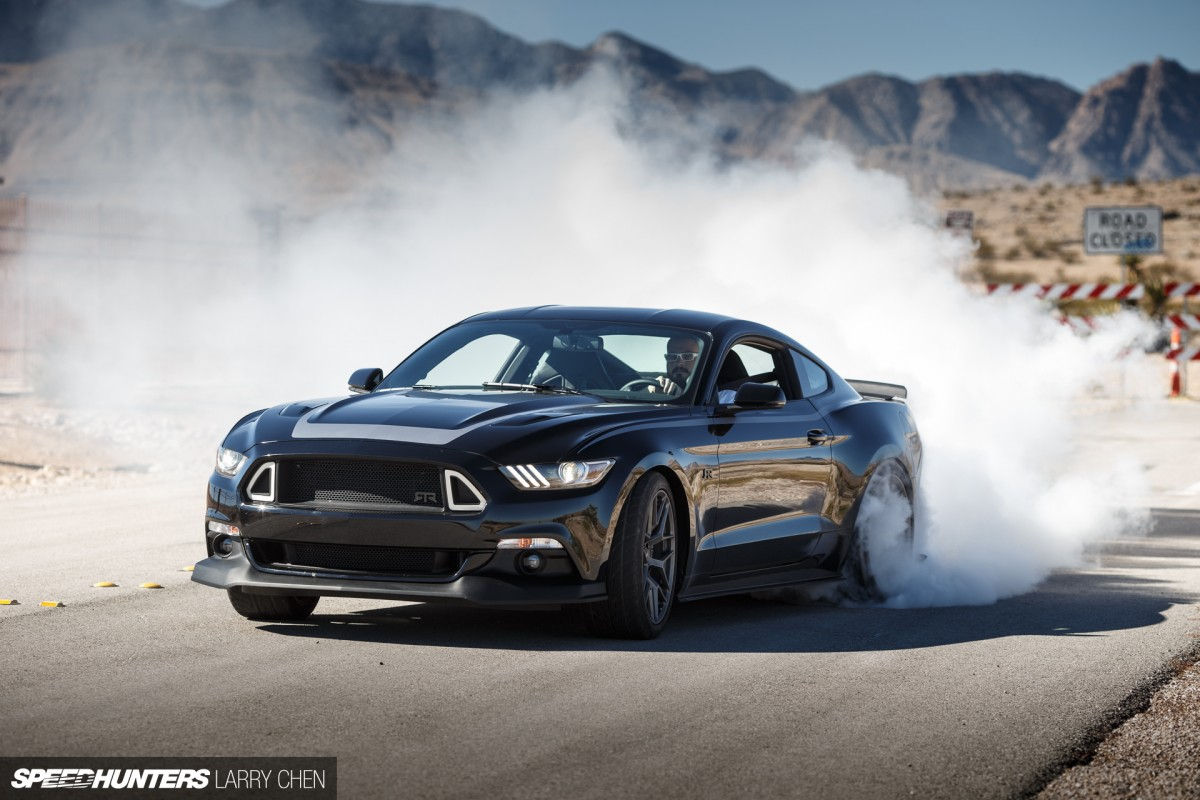 The 2015 mustang rtr unleashed