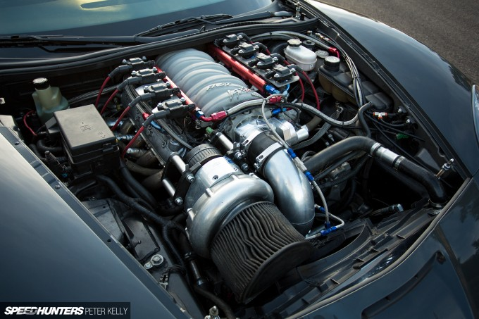 Swedish Muscle: A 1,200hp Time Attack 'Vette - Speedhunters