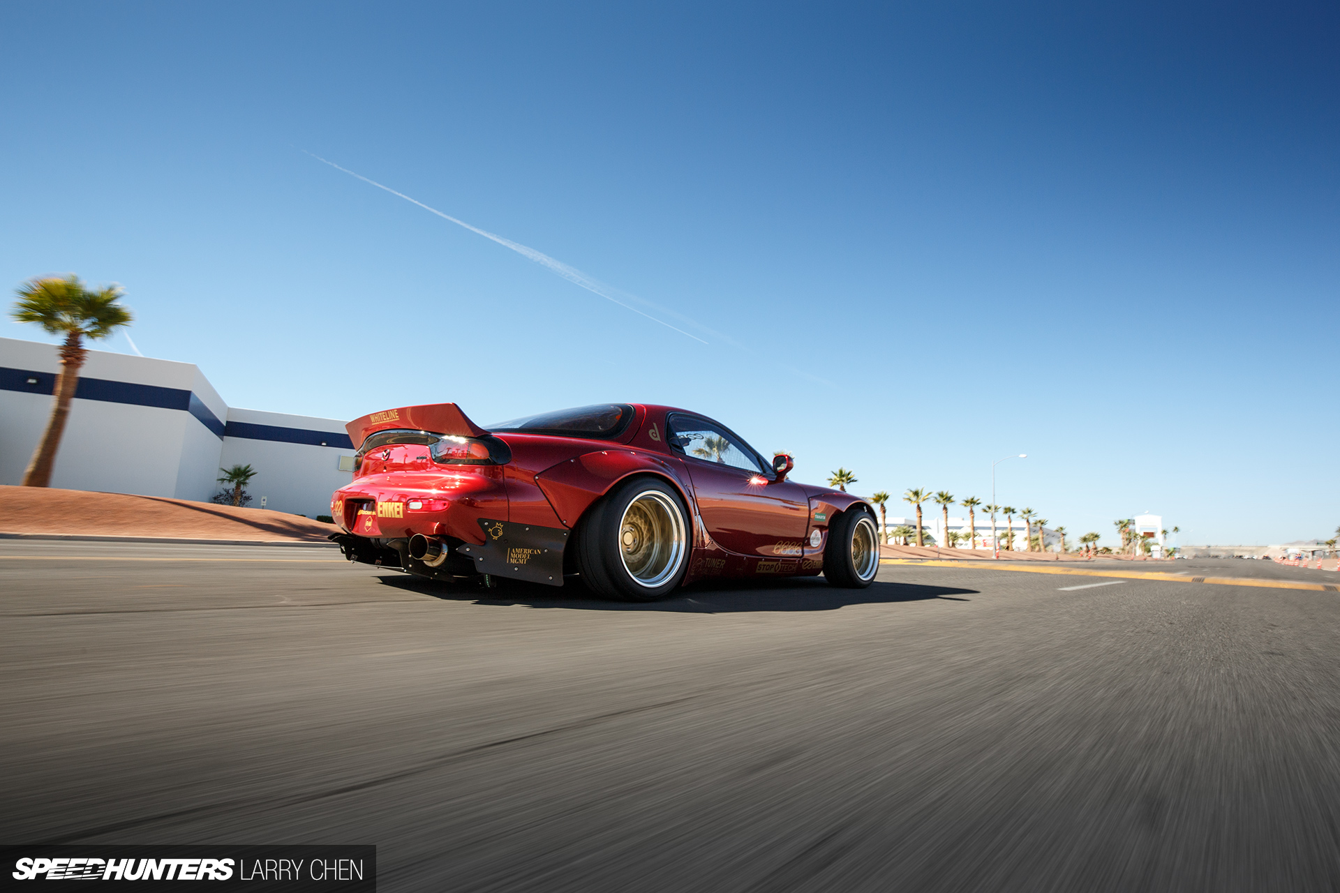 Wide Body Dreaming The Rocket Bunny Rx 7 Speedhunters