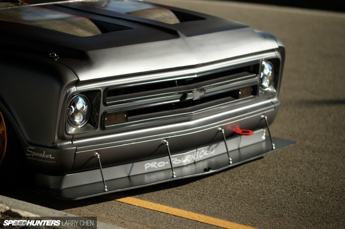 C 10r The Chevy With A Hint Of Zonda Speedhunters