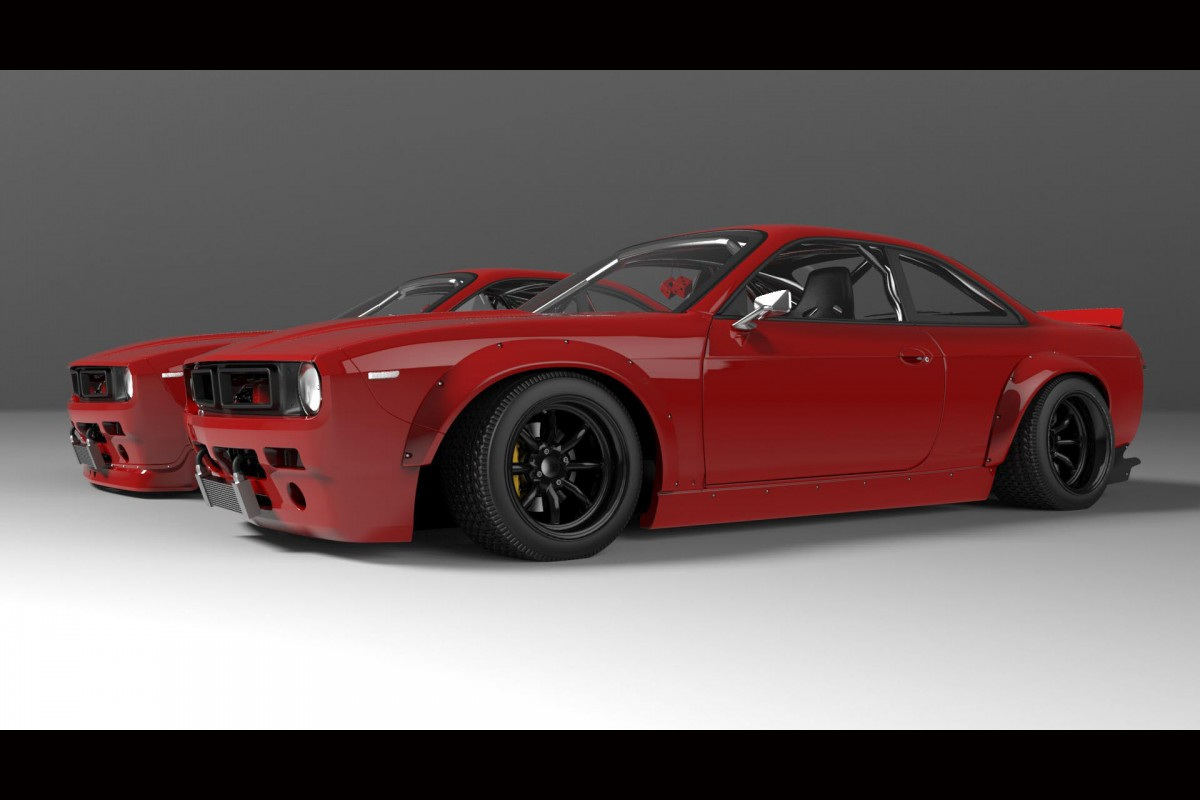 a new beginning for rocket bunny speedhunters