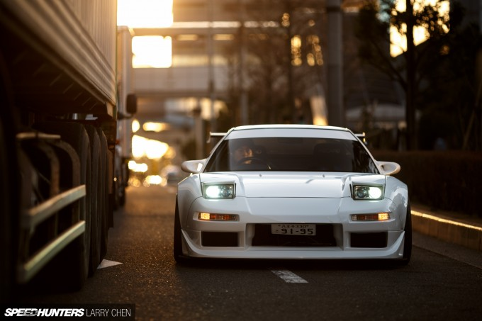 Tokyo Classic: The Right Way To NSX