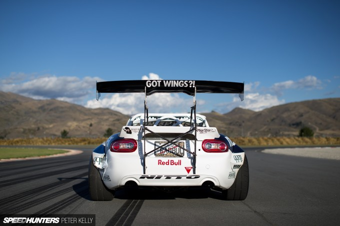 A Bull At The Gate: Mad Mike's 26B-TT MX-5 Has Arrived - Speedhunters