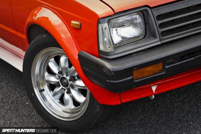 Built To Thrash: A Homebrewed Hayabusa KP61 - Speedhunters