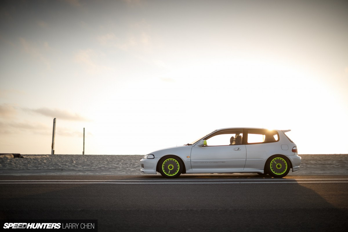 The Guy Who Restored A Civic - Speedhunters