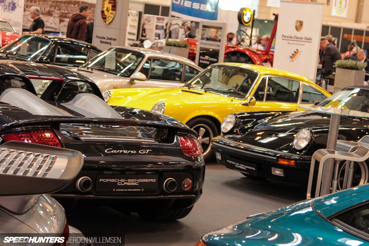 Techno Classica At Essen The Ultimate Automotive Mecca
