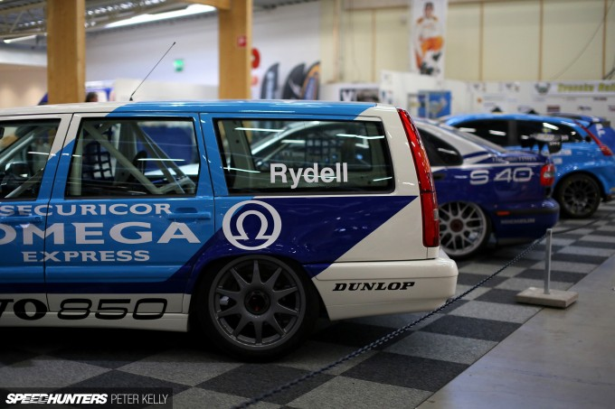 Throwing A Volvo Brick Through The Btcc S Window Speedhunters