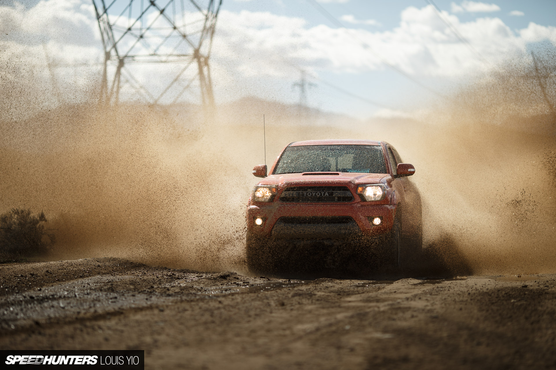 The Blown Trd Pro Tacoma Pushed To The Limit Speedhunters