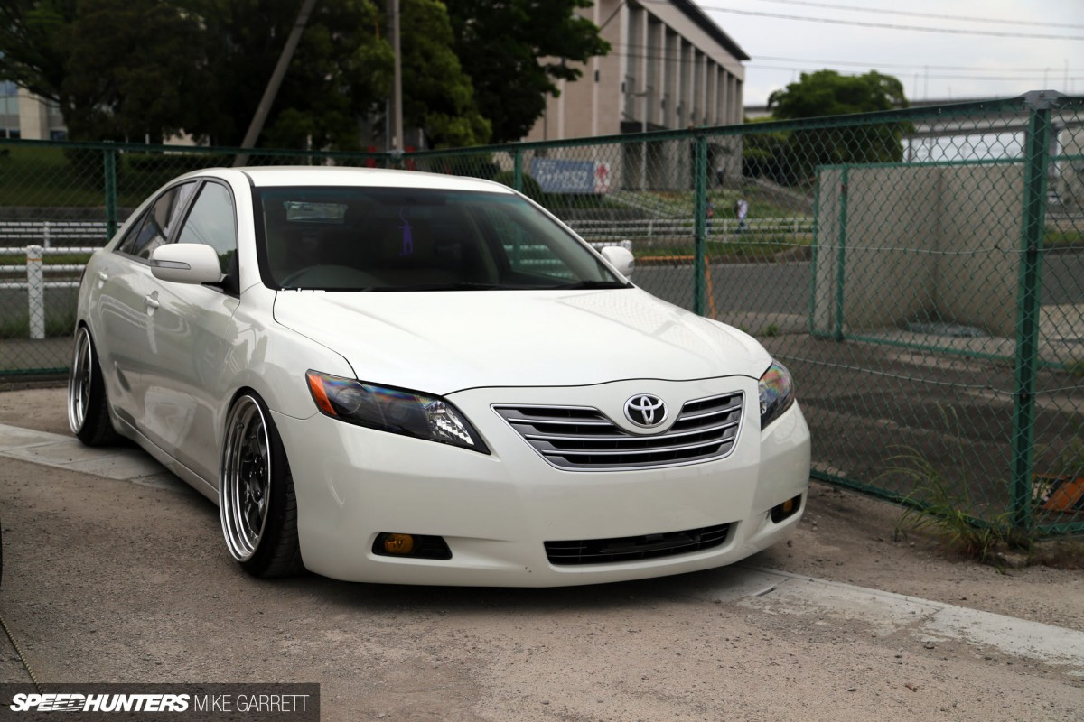 I Am The Parking Lot Hunter Speedhunters Camry With Bbs Rims Wekfest 38