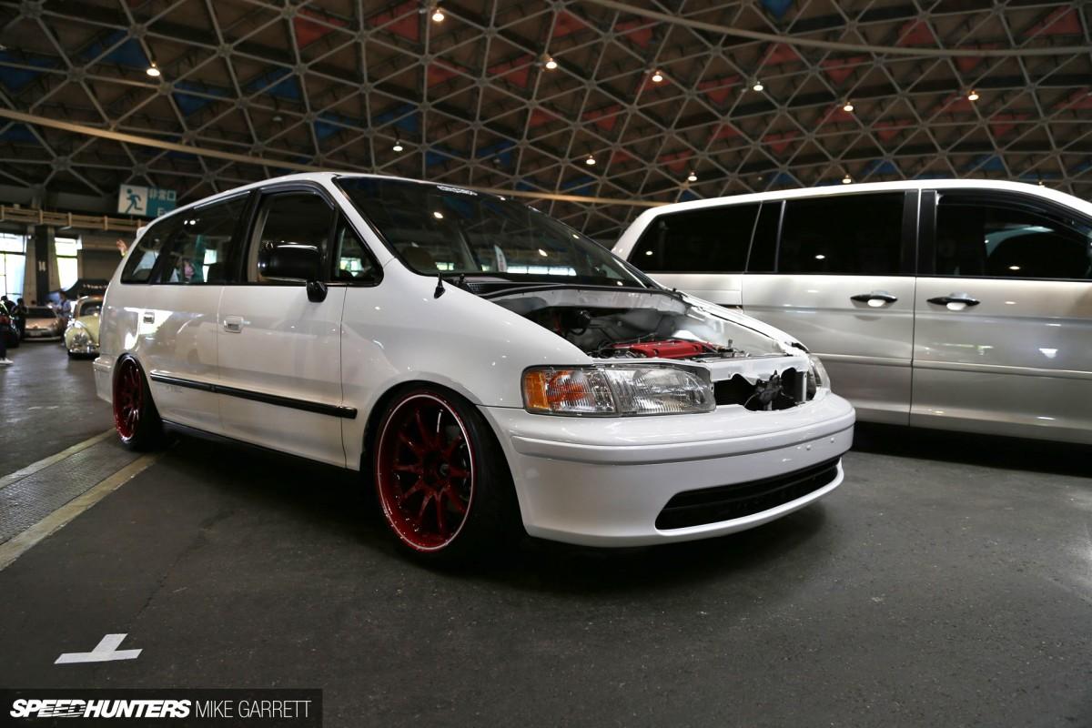 Temple Of Vtec >> Meet The Honda Odyssey Type R - Speedhunters