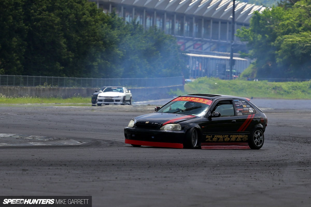FF Dori: The Honda Civic Drifter - Speedhunters