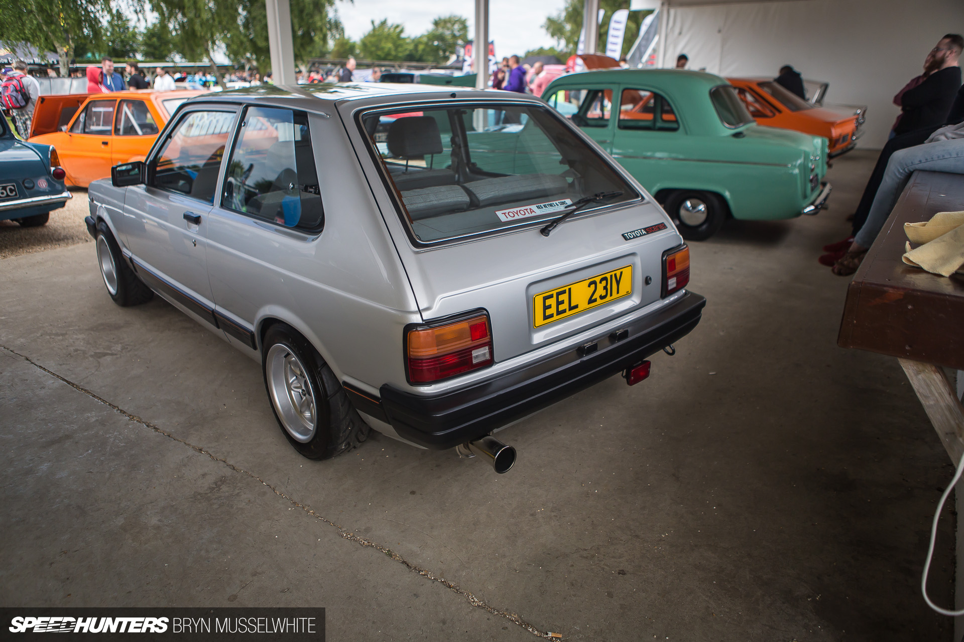 I Caught You Sleeping: A 440hp Starlet - Speedhunters
