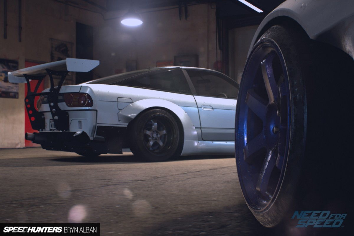 Creating The Cars Of Need For Speed Speedhunters