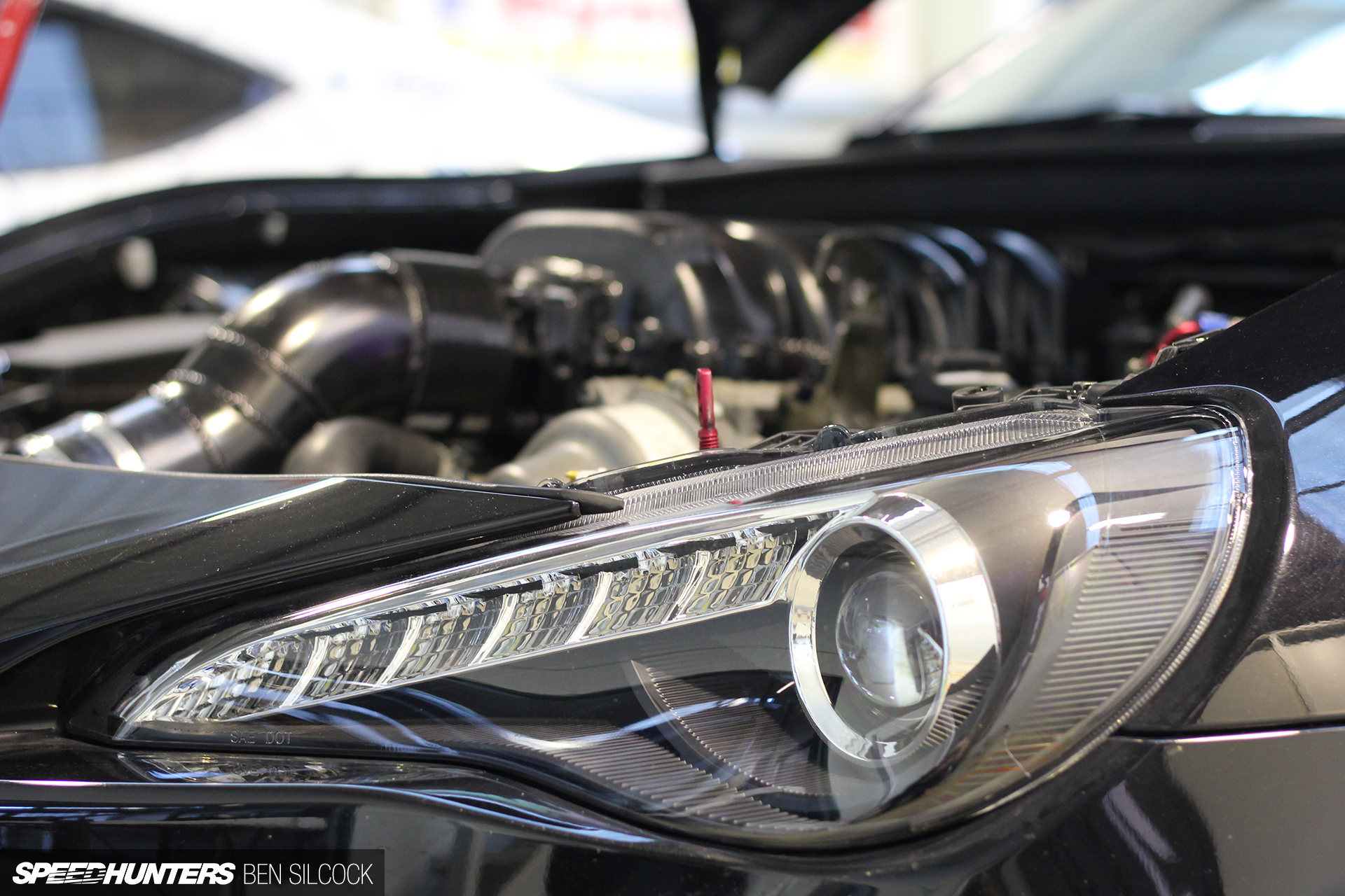 W123 Ls Swap