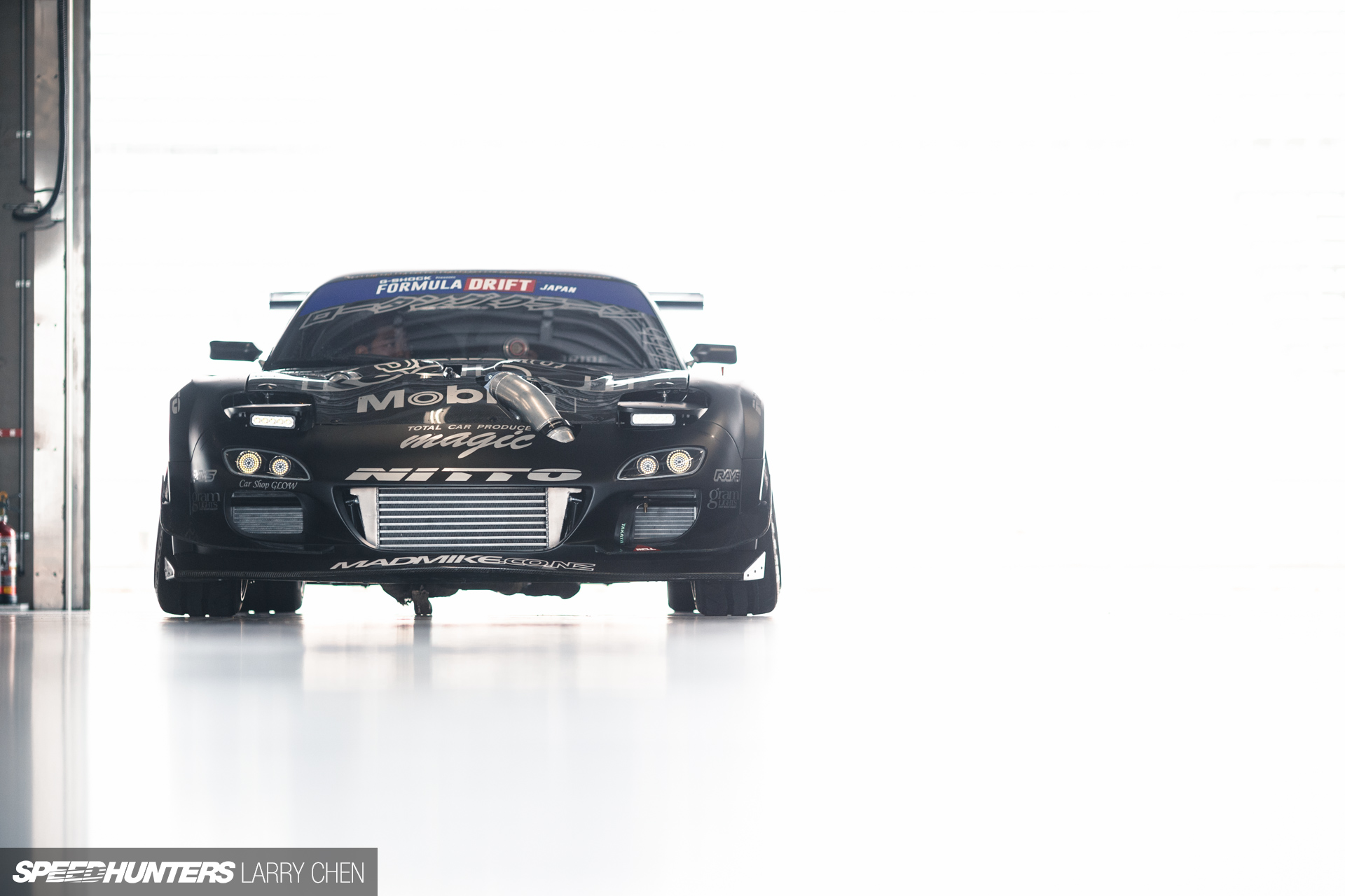 Another Twin-Turbo Quad-Rotor In The Mad Mike Stables - Speedhunters