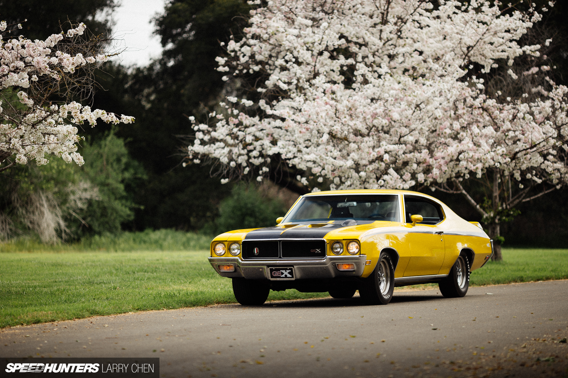 Painting The Road In Buick S Skylark Gsx Speedhunters