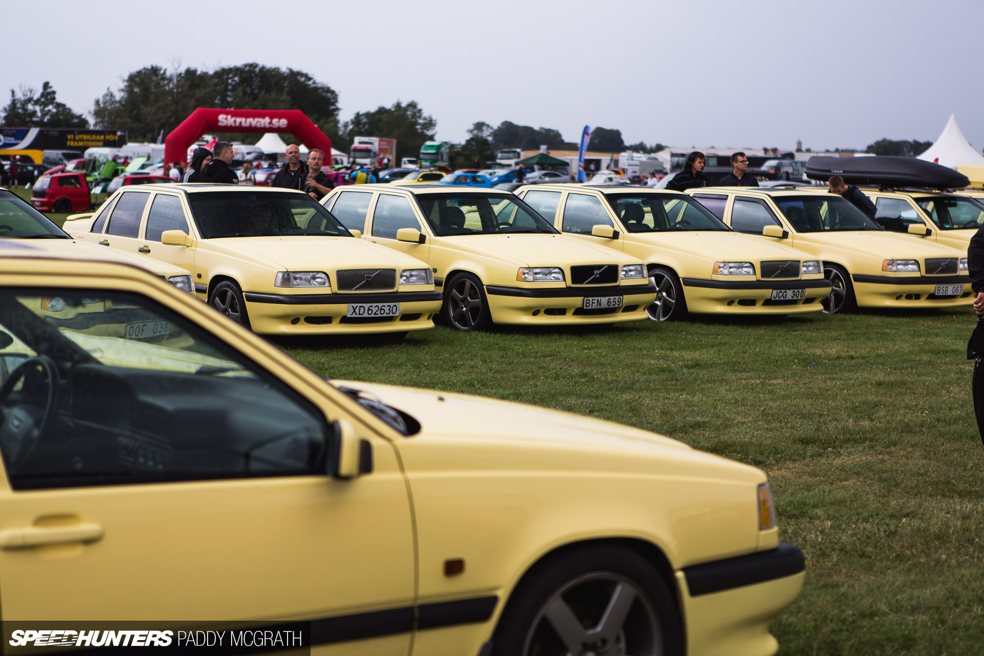 No Expectations A Volvo Show In Sweden Speedhunters