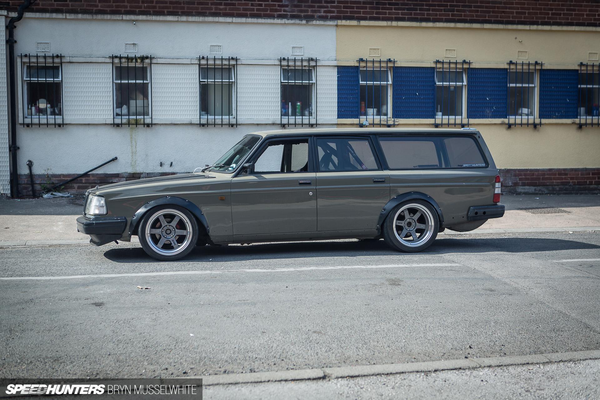Volvo Turbo Wagon Strip Club Speedhunters Bryn Musselwhite 25 Of
