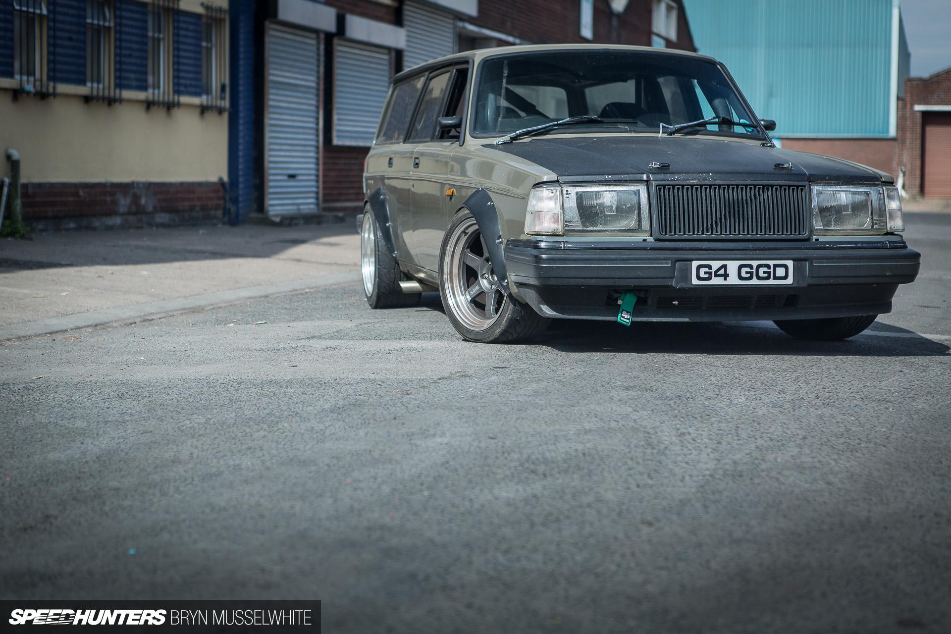 More Fuel, Brains & Fixes: Strip Club Volvo Goes Legit