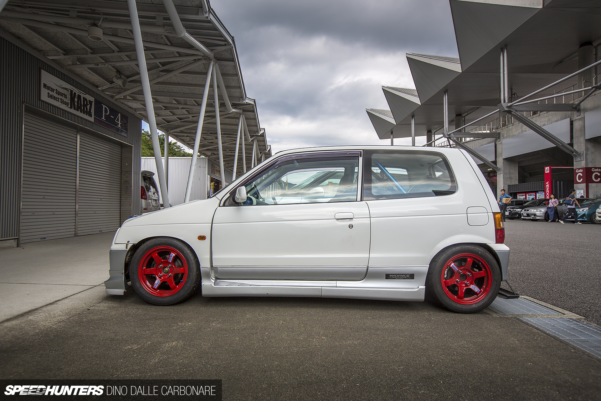 An Alto Works That Punches Above Its Weight - Speedhunters
