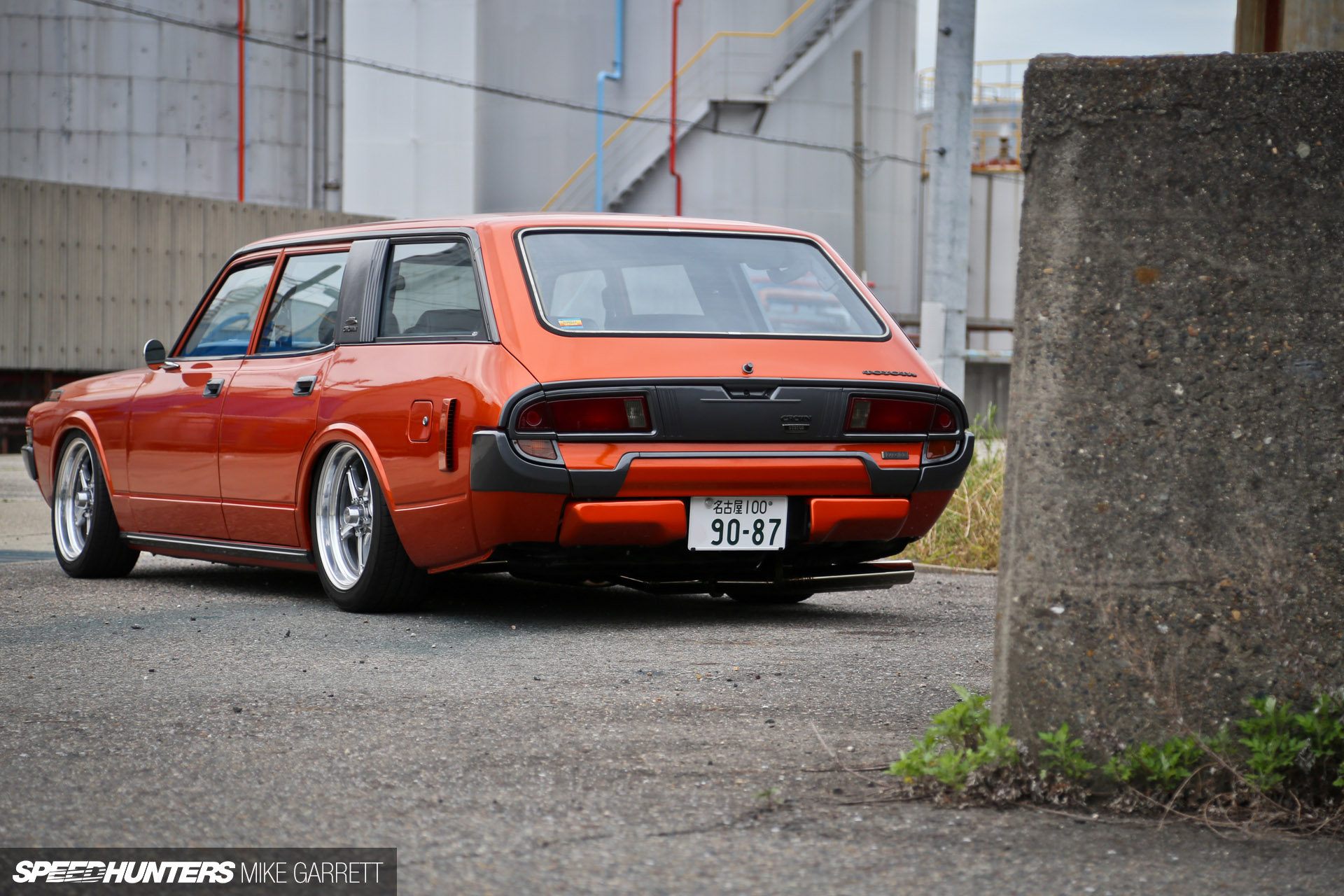 The Japanese Muscle Wagon Speedhunters
