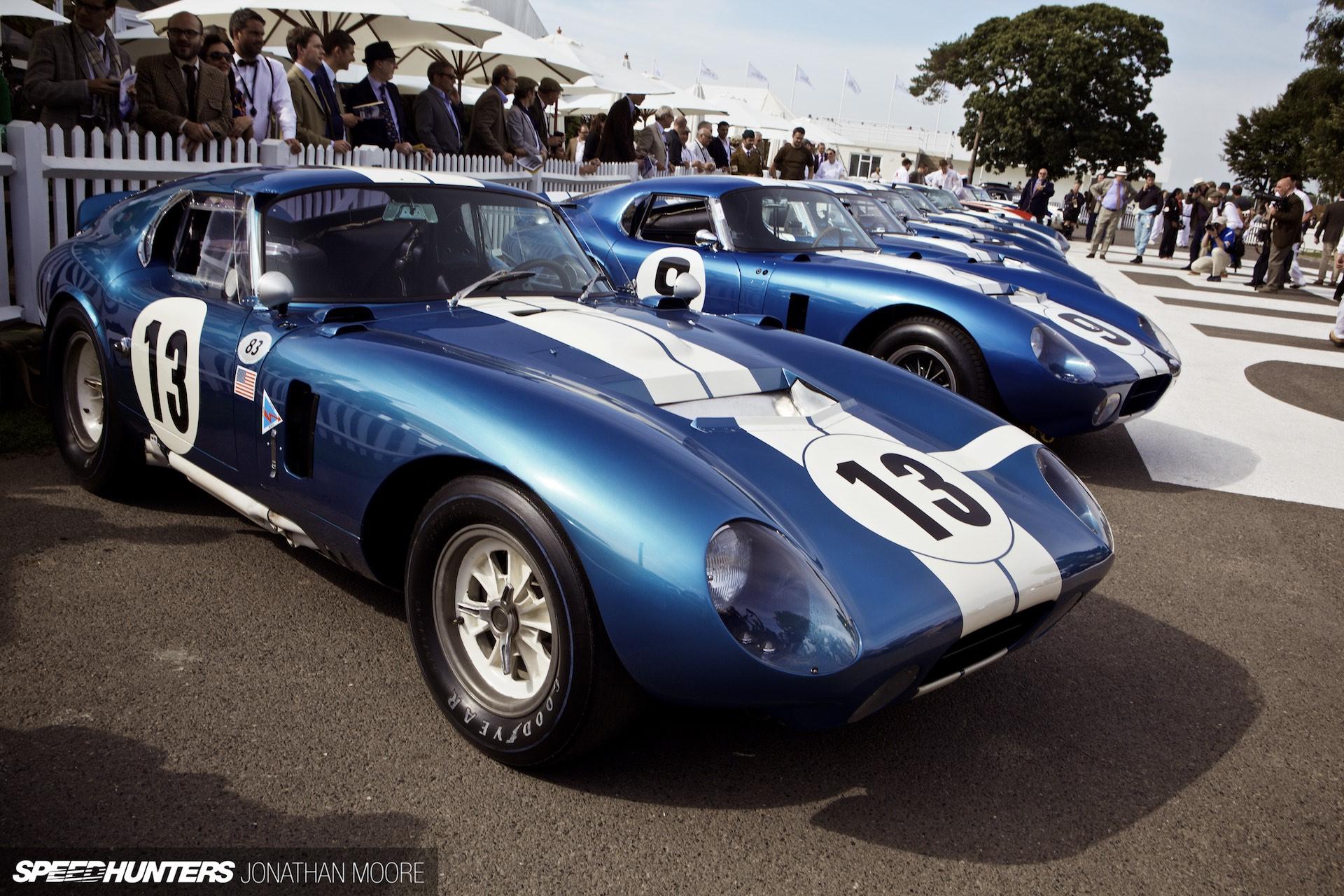 Shelby Cobra Daytona Coupés. All Of Them.