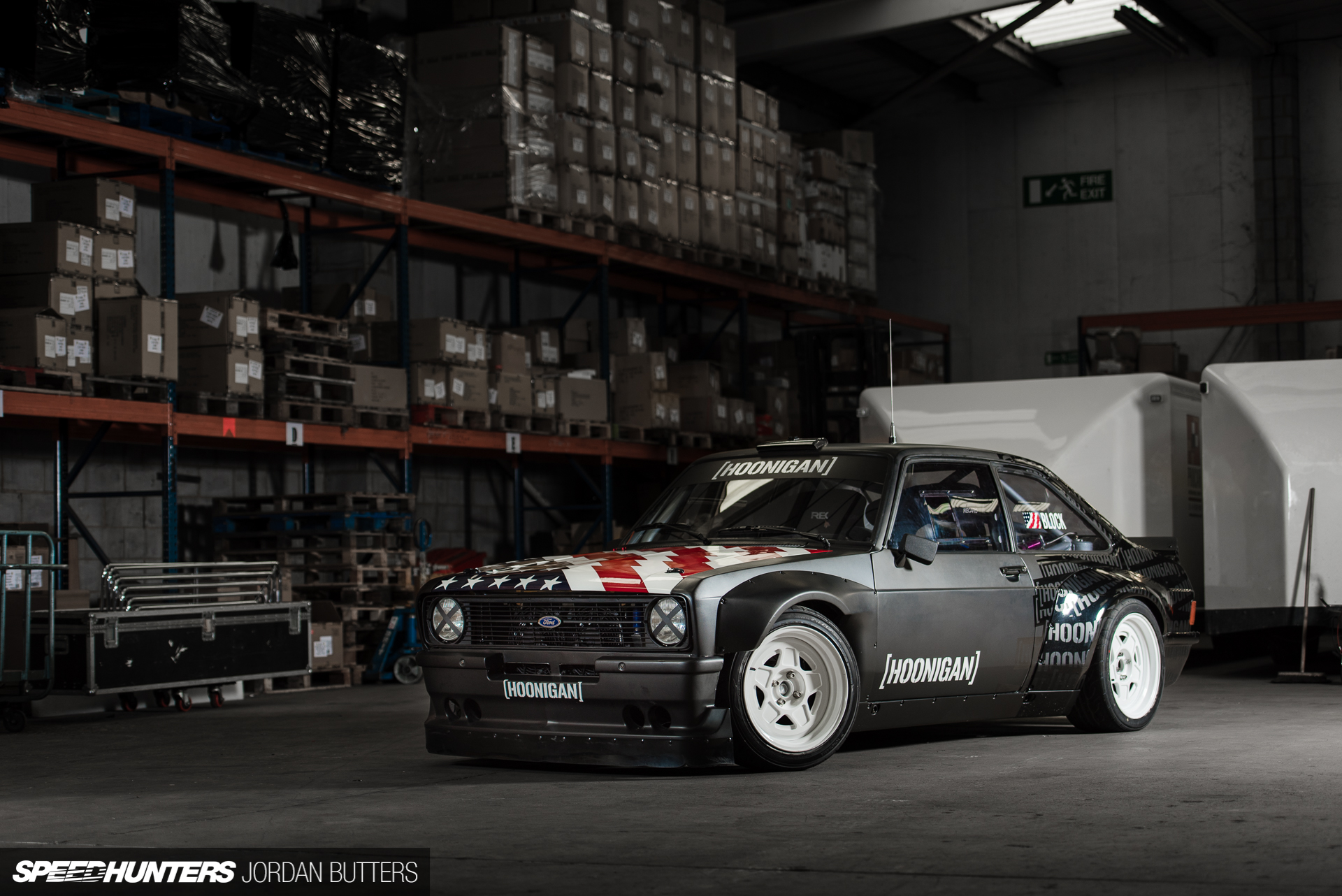 Ken Block S Hoonigan Ford Escort Mk2 Rs Speedhunters