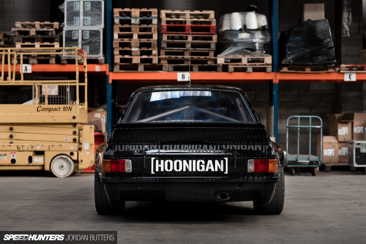 Ken Block S Hoonigan Ford Escort Mk2 Rs Speedhunters
