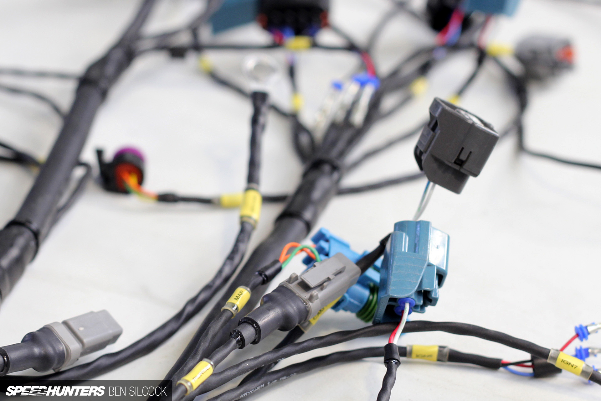 Knowledge Boost Tackling Your Wiring Nightmare Part 1 Speedhunters Ultima Harness 2
