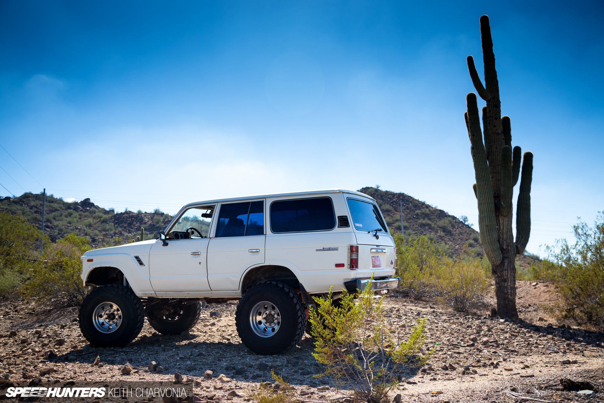 Lifted Land Cruiser >> Introducing The Trailhunter FJ60 - Speedhunters