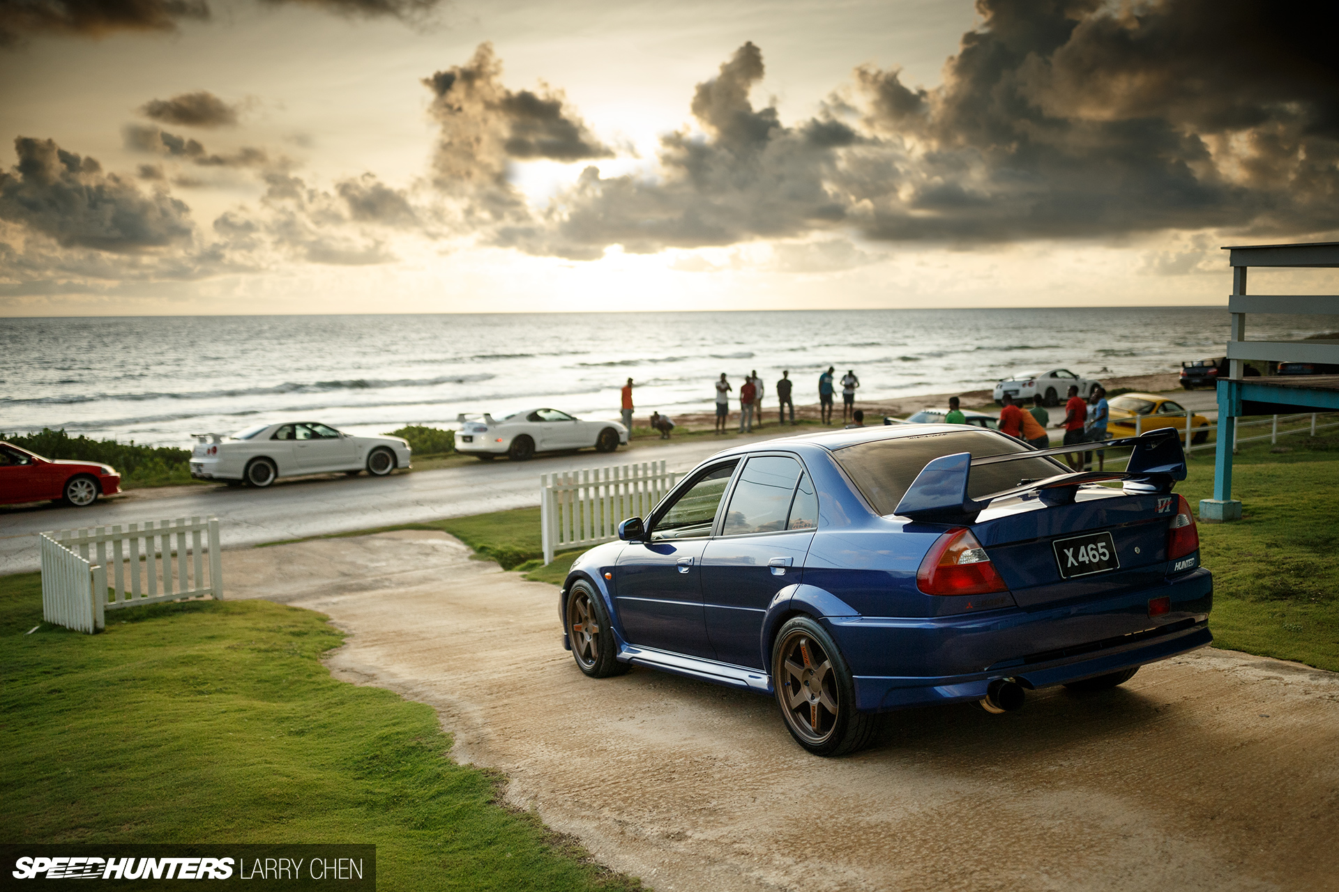 Hidden Gems In The Caribbean Barbados Car Culture