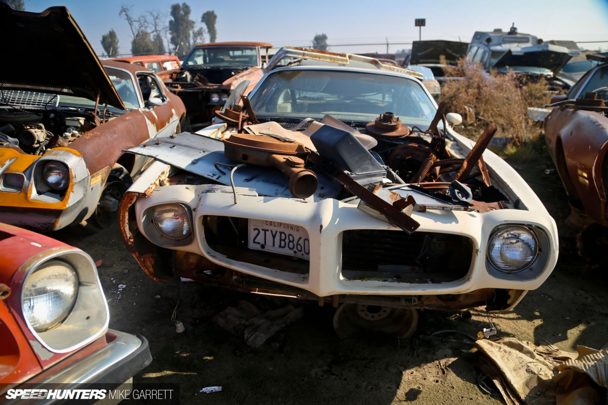 Welcome To The Wasteland The Great American Junkyard Speedhunters