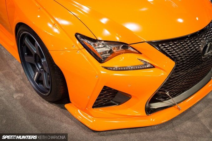 A Widebody Lexus RC F Built For The Track - Speedhunters
